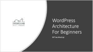 internal wordpress file structure and database