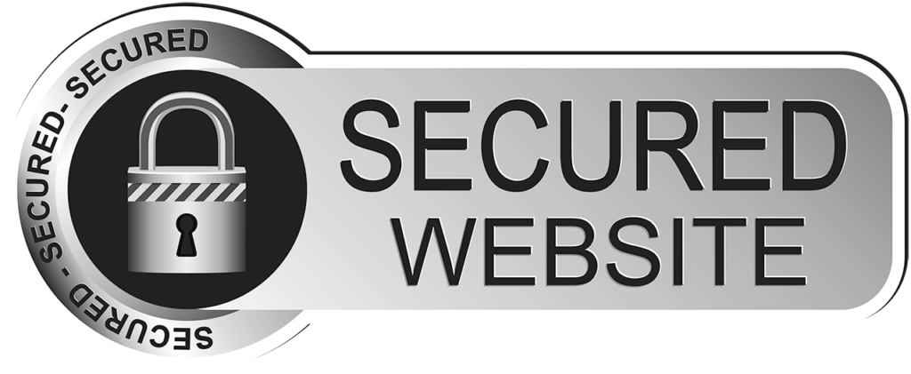 secure website for your business