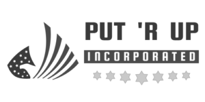 put r up logo