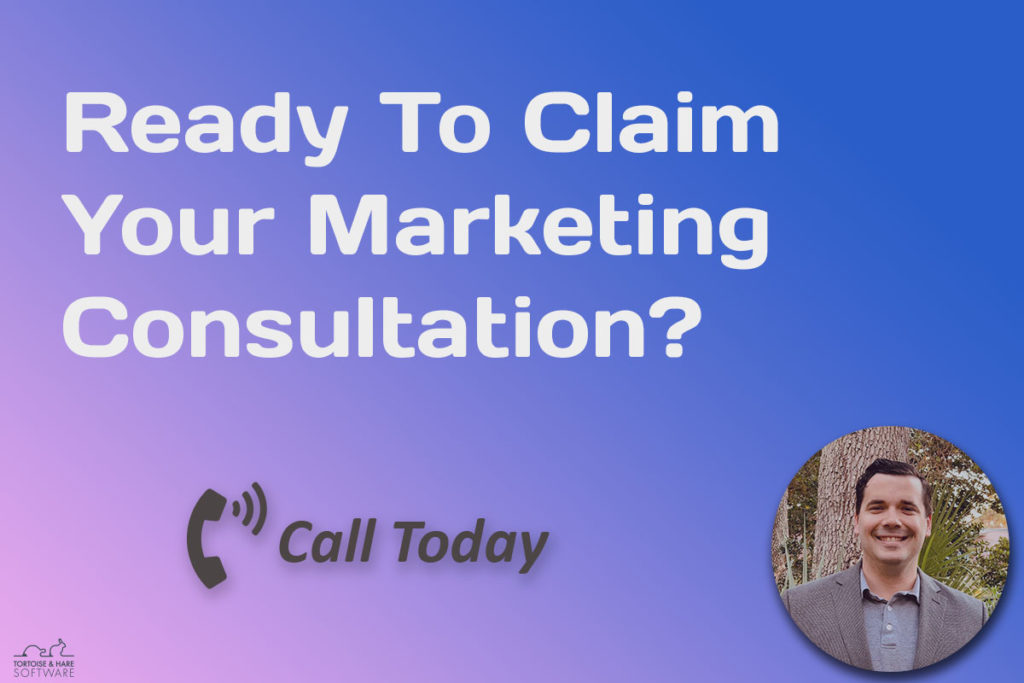 talk to a marketing consultant for online lead gen