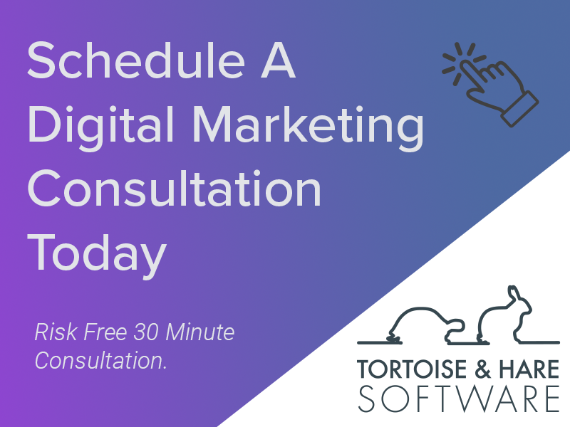 schedule a digital marketing consultation