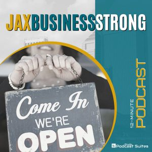 jacksonville business podcast coronavirus marketing