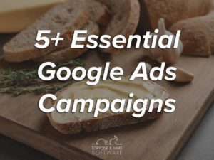 google ads bread and butter advertising