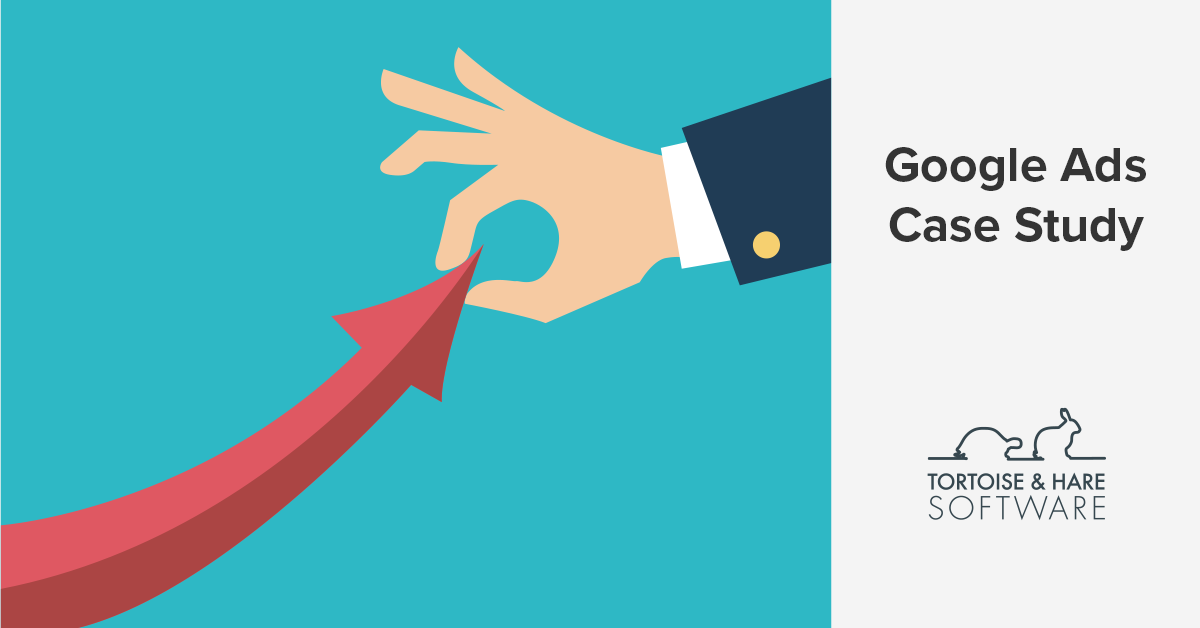 google ads case study for saas company