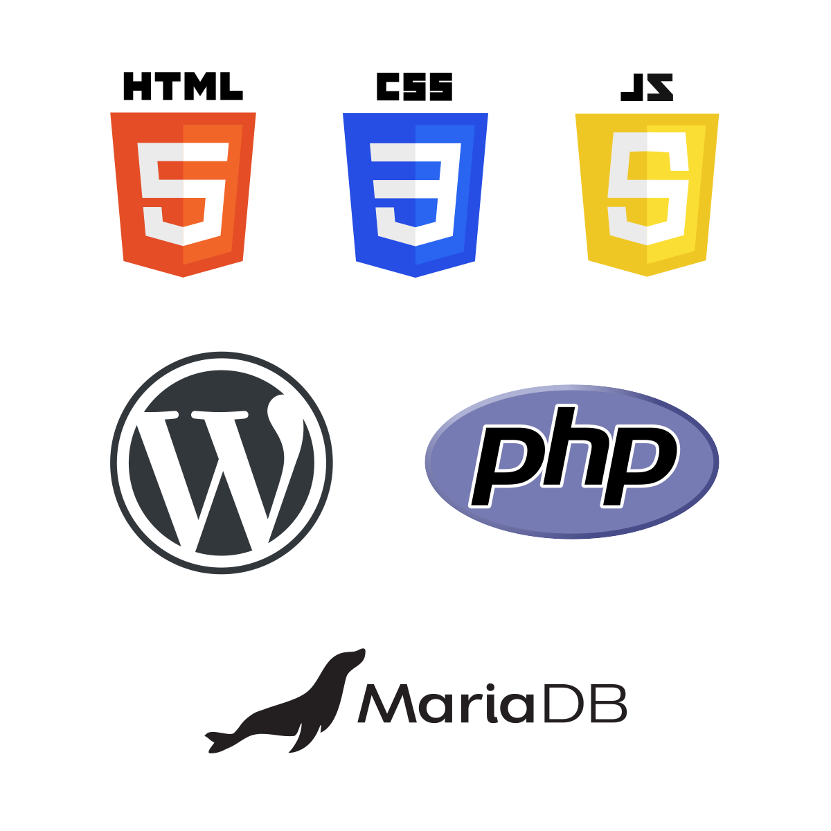 WordPress developer technology stack