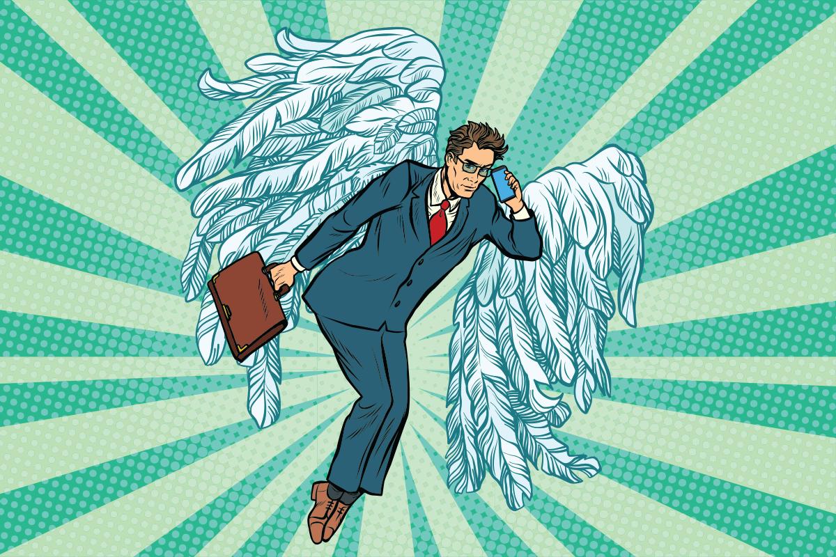 angel investor marketing