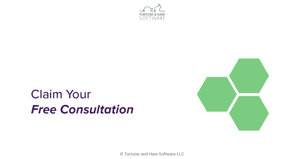 free consultation to discuss your application development or digital marketing needs