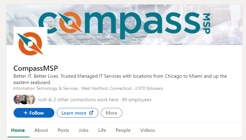 msp with branded social media helps with paid search campaigns
