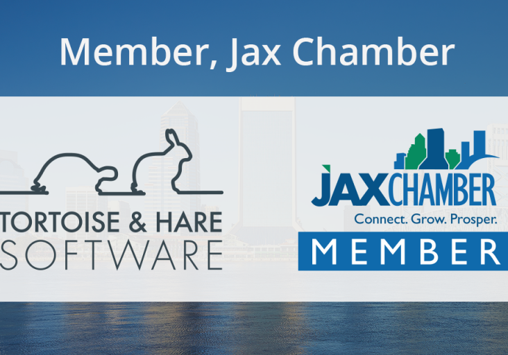 jacksonville chamber of commerce member tortoise and hare software