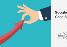 google ads case study for saas company